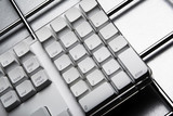Computer Keypad poster