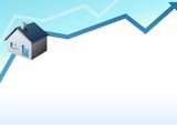 Augmentation des revenus immobilier poster