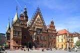 Ratusz we Wrocławiu (Polska)