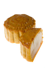Mooncake - Traditional Chinese food during mid autumn festival