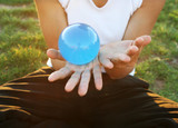 contact juggling poster
