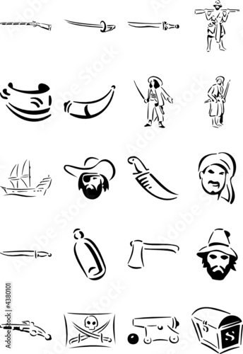 Pirates Clipart