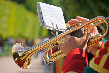 Soldier with Trumpet