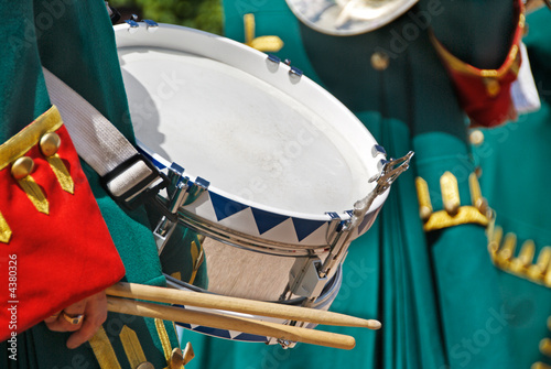 Drum Close-up