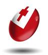 ballon de rugby Tonga