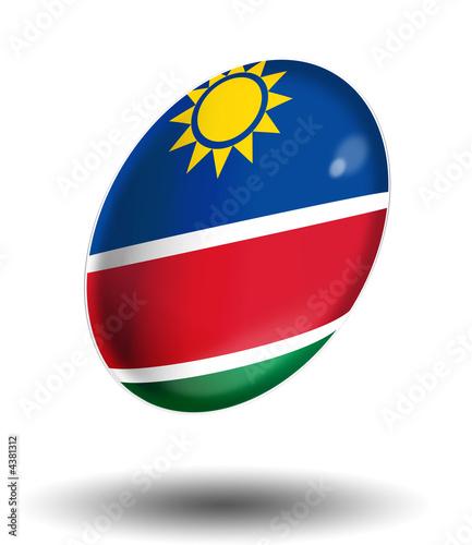 ballon de rugby Namibie
