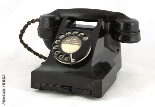 Old British Telephone