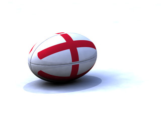 Ballon Rugby Angleterre