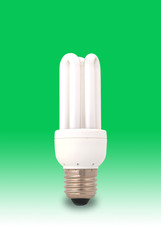 Green Energy Saving Light Bulb