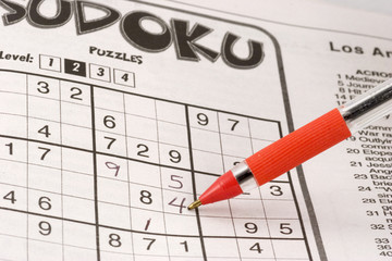 Sudoku puzzle
