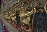 Garuda at the Emerald Buddha Palace poster