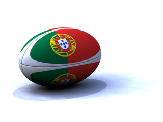 Ballon Rugby Portugal