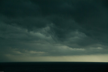 Tropical Rain Storm Clouds 5