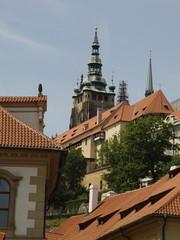 Prague castle  - 1
