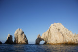 Panoramic of The Arch of Cabo San Lucas, , Mexico poster