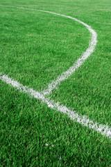 Pelouse terrain de football