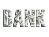American bank poster