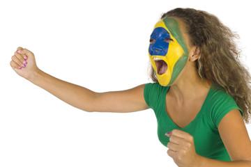 Brasilian fan