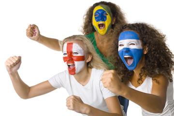 International sport's fans