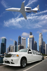 Drive, fly, travel and enjoy life in Singapore
