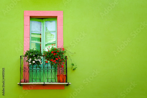 Leinwandbild Motiv home sweet home