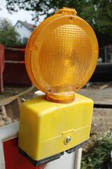 baustelle signallampe