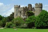 Fototapety Malahide Castle 2