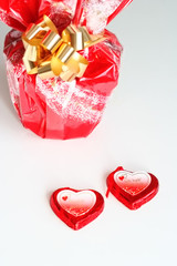 Hearts with love