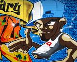 Czarny hip-hopowiec - 4428984