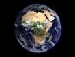 terre vue du ciel afrique 3