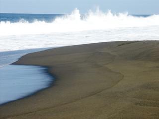 """""""éclats"""" de vagues revivifiantes"""