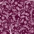 roleta: Floral pattern, vector