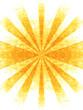rayons jaunes