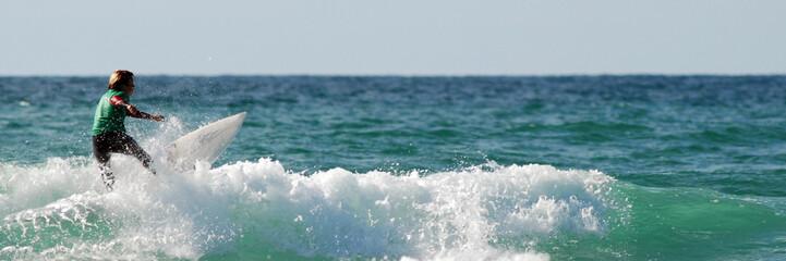 SURFEUR VERT