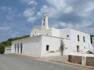 Iglesia de San Mateo - San Antonio - Ibiza