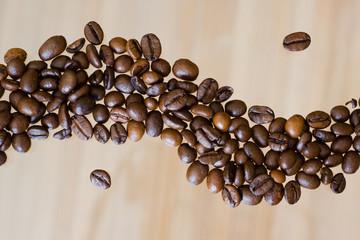 Café et grains de café7