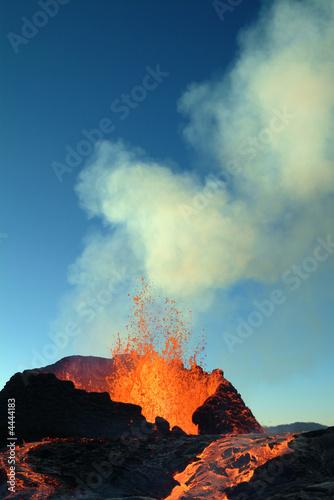 éruption volcanique - 4444183