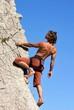 Climb the wall!