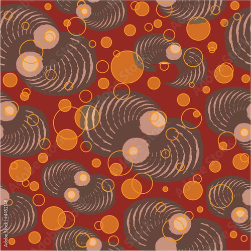 a  abstract seamless vector pattern