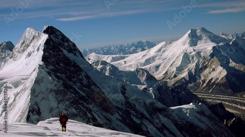 on 8000 meters on K2 - 4453928