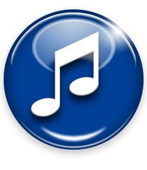 Musik button