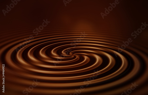 Chocolate ripples