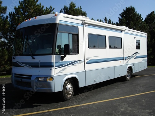 Recreational Vehicle, Class A motorcoach