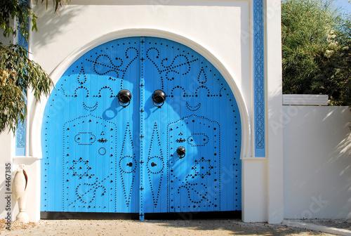 Foto op Aluminium Tunesië Porte de Tunisie