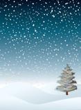 winter flurry poster