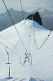Ski-lift poster