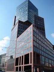 Immeuble et gratte-ciel de Vienne