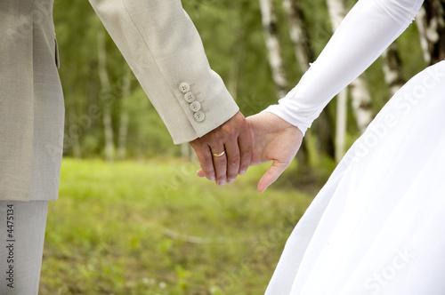 wedding hand