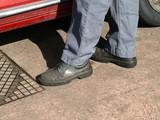 siguranţă pantofi