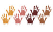 mains ethniques
